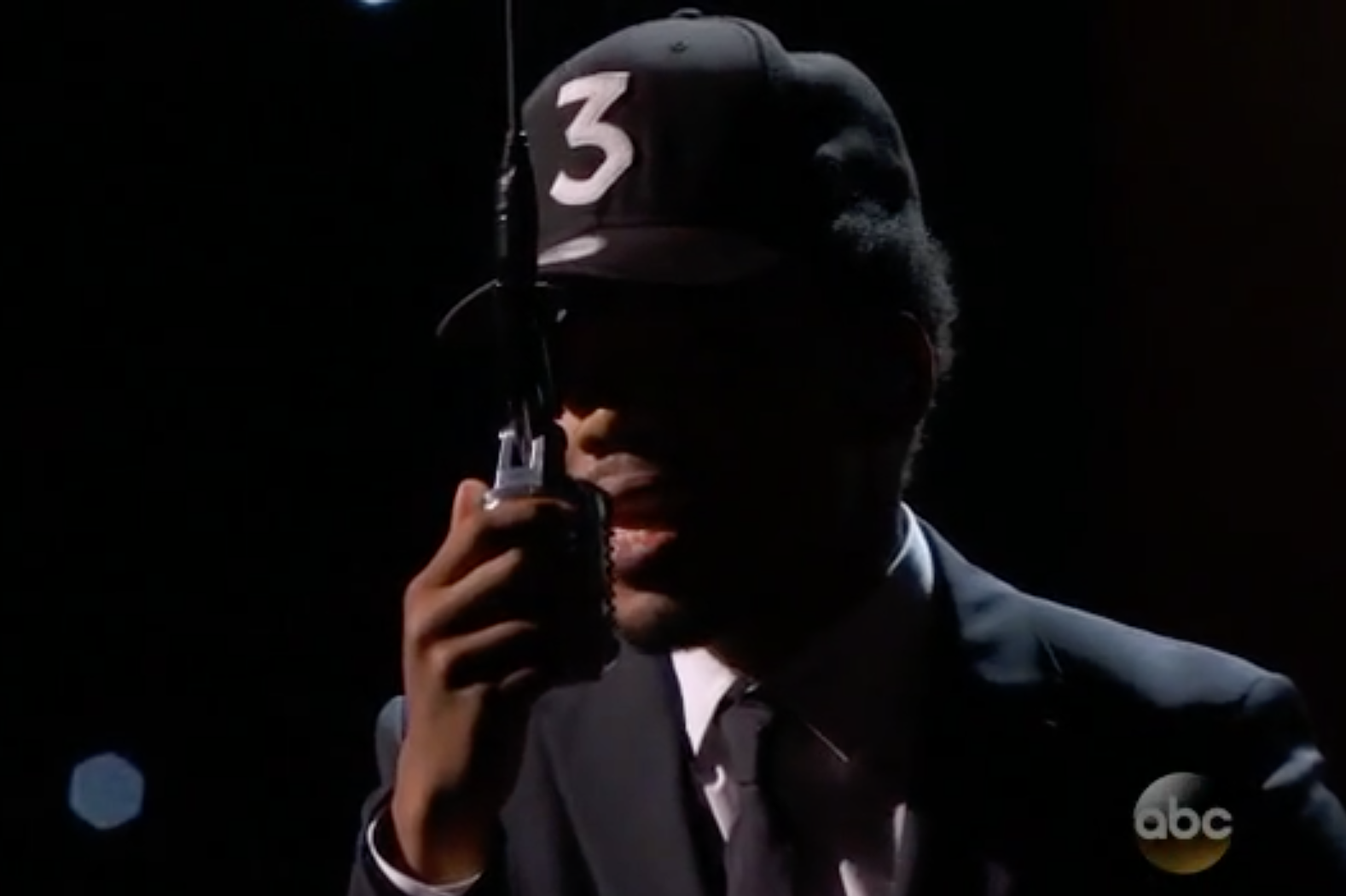 chance the rapper mohammad ali espys tribute i was a rock video watch