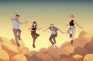 CHVRCHES 'Bury It' and Rise Above in Animated Video Featuring Hayley Williams