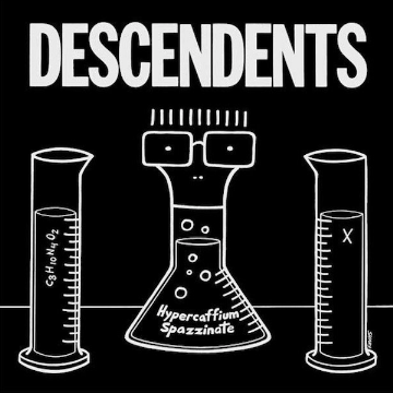 Stream Descendents' 'Hypercaffium Spazzinate,' Their First