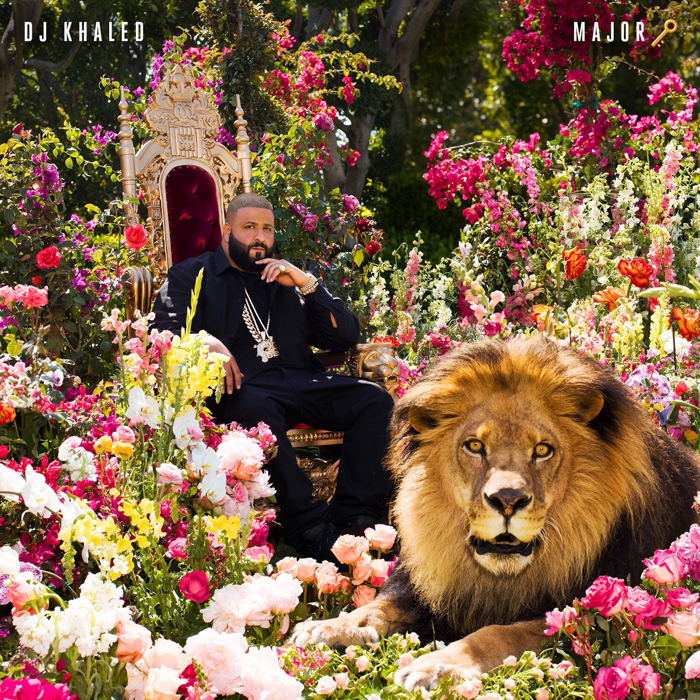 dj khaled major key new album stream