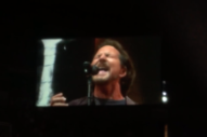 Eddie Vedder Is 'Driven to Tears' With Sting and Peter Gabriel in Seattle