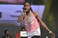 Fetty Wap Continues His 2016 Momentum With 'Flossin Freestyle'