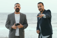 "Meet Your New Golf Announcers in French Montana and Drake's ""No Shopping"" Video"