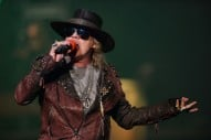 'Wasn't My Gun,' Says Axl Rose After Guns N' Roses Detained at Canadian Border