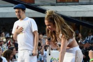 Jennifer Lopez and Lin-Manuel Miranda Perform 'Love Make the World Go Round' On 'Today'