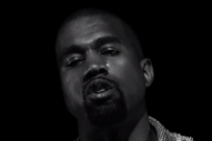 Kanye West Embraces High Fashion in 'Wolves' Video