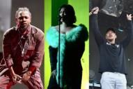 Kendrick Lamar, Rihanna, Major Lazer, and More Will Play at New York City's Global Citizen Festival