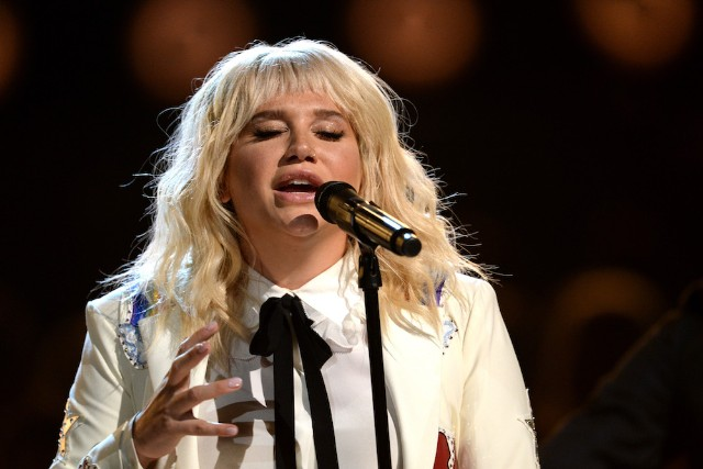 Kesha Will Perform New Music on Tour This Summer