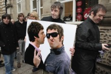 Liam Gallagher Opens Clothing Store