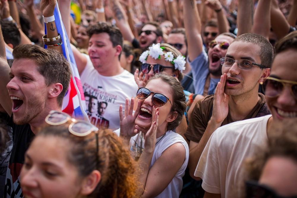 2016 Lollapalooza Brazil - Day 1