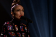 Jennifer Lopez and Lin-Manuel Miranda Take 'Love Make the World Go Round' to 'Fallon'