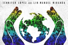Jennifer Lopez Lin-Manuel Miranda Love Make the World Go Round