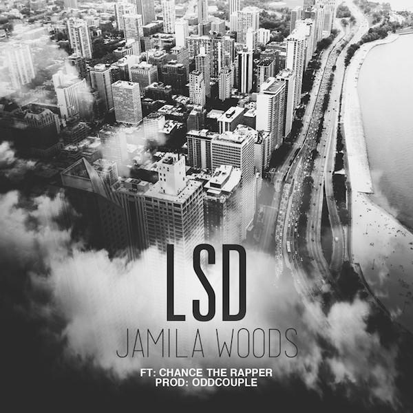lsd jamila woods chance the rapper
