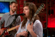 Lucy Dacus Makes Her National TV Debut on 'CBS This Morning'