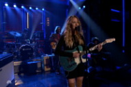 Margo Price Gives Us 'Four Years of Chances' on 'Fallon'