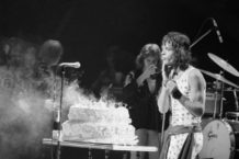 Mick Jagger's Birthday