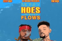 money hoes flows fetty wap pnb rock