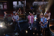 Parquet Courts Brought Bun B to Play 'Captive of the Sun' on 'Colbert'