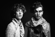 PWR BTTM Say They'll Stay Home, Thanks on 'Projection'