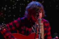 Ryan Adams Plays 'Heartbreaker' Throwback 'Oh My Sweet Carolina' on 'Colbert'