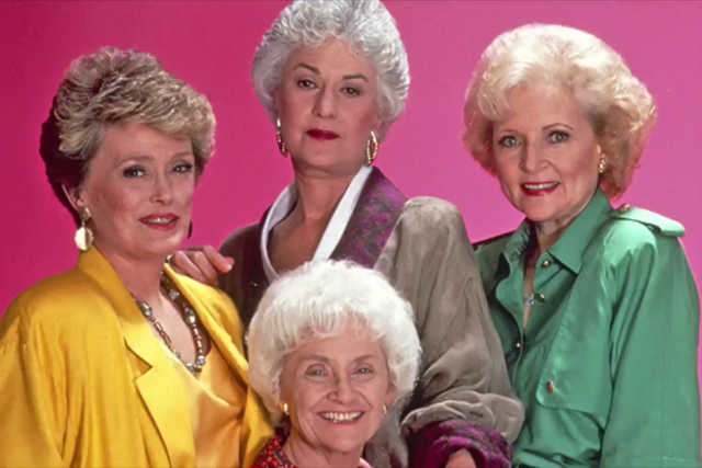 St Vincent Golden Girls