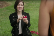 Tegan and Sara Take Down Marriage Norms on One Knee in New 'BWU' Video