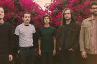 Touché Amoré Take Cues From David Lynch in Eerie 'Palm Dreams' Video