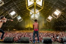 Rae Sremmurd at 2016 Coachella Valley Music And Arts Festival - Weekend 2 - Day 1
