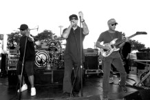 Prophets of Rage Performs Outside Of The California Rehabilitation Center