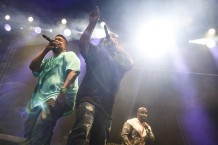 De La Soul at V Festival - Hylands Park - Day 2