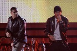 Watch Drake Bring Out Eminem to Do 'Forever' in Detroit