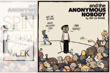 De La Soul, 'and the Anonymous Nobody...'