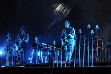 Bon Iver at 2012 Coachella Valley Music & Arts Festival - Day 2
