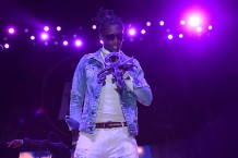 Young Thug at Pandora Presents: The ATL