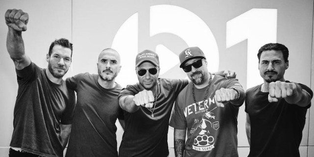 Listen to Prophets of Rage's New Song 'No Sleep Till Cleveland' | SPIN