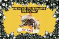 The 96 Best Alternative Rock Songs of 1996