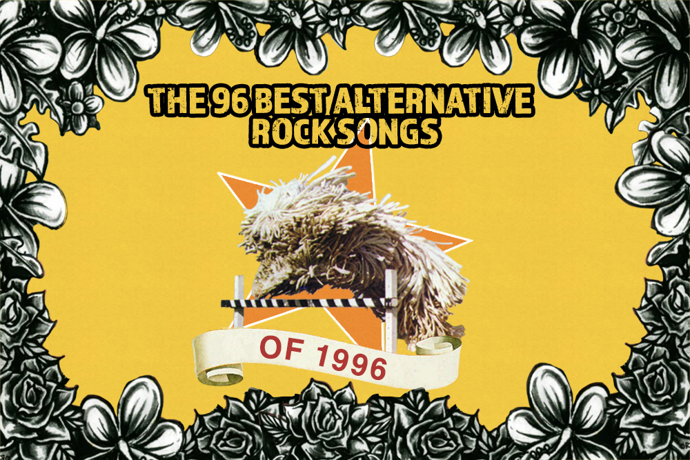 The 96 Best Alternative Rock Songs Of 1996 Spin