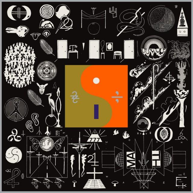 bon iver, new album, cover art, 22 a million