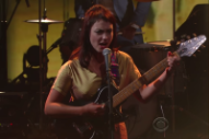 'Colbert' Grabs an Angel Olsen Performance and a Riz MC (Riz Ahmed) Freestyle