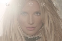 britney spears new album glory