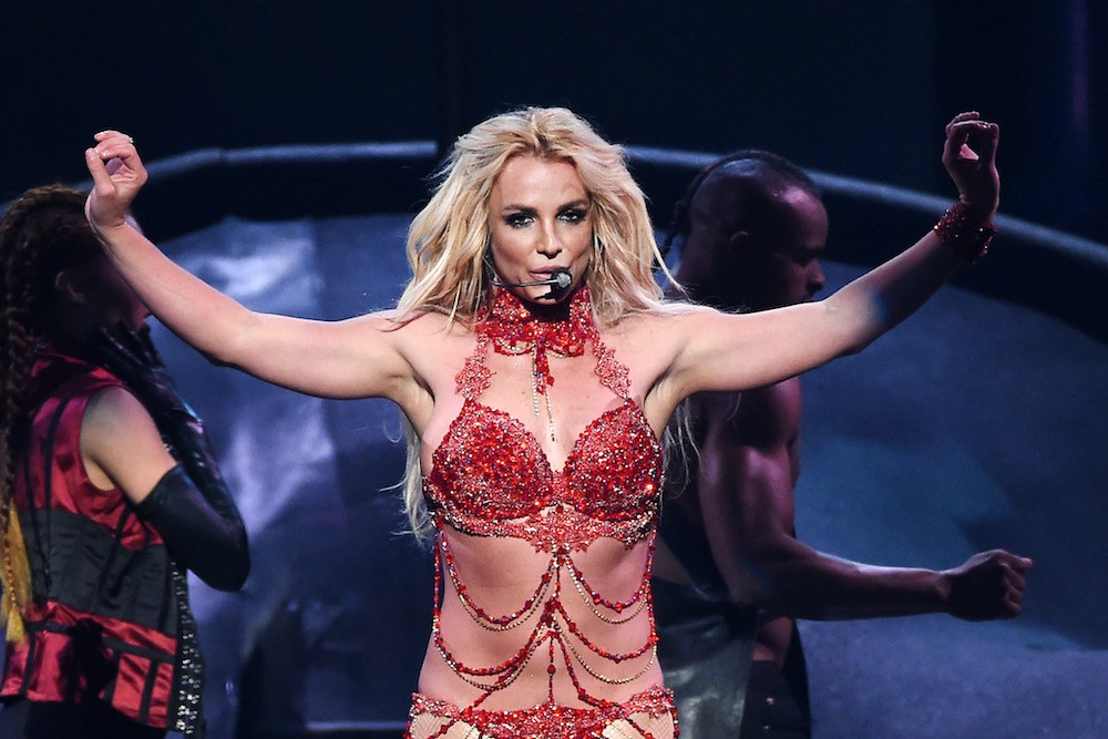 A timeline of Britney's hidden music messages