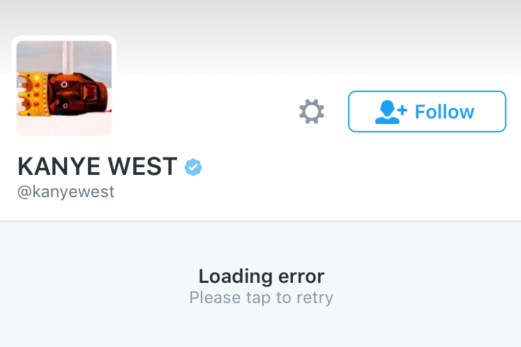did kanye west delete twitter