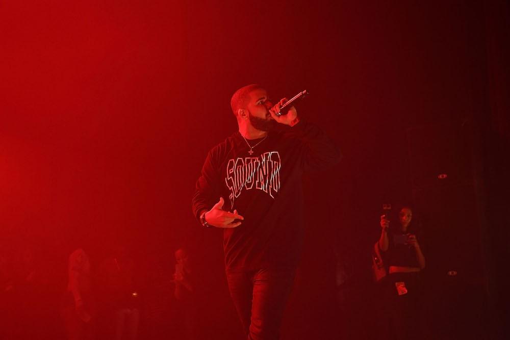 Drake Hot 97