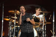Eddie Vedder Joins Elvis Costello, X, Jack Irons, and Band of Horses at Ohana Festival