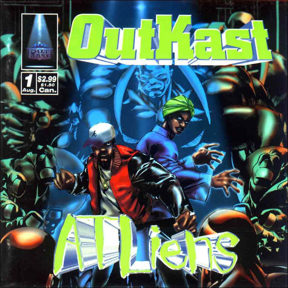 Image result for Outkast: ATLiens