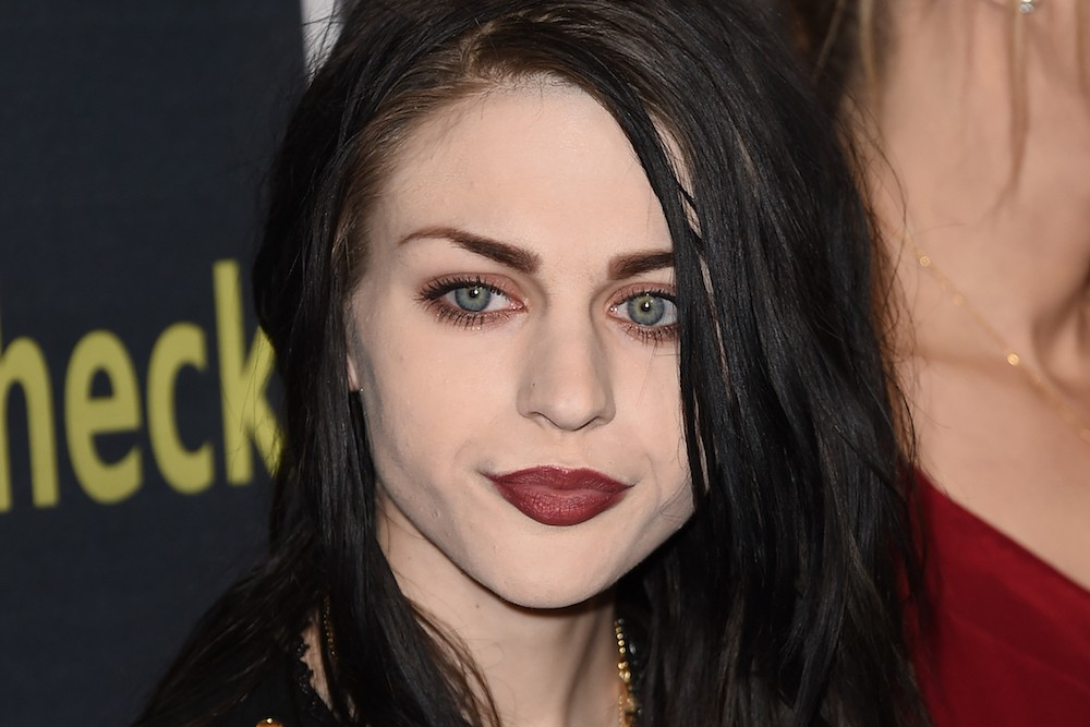 Frances Bean Cobain Releases Her First Ever Musical Recording On