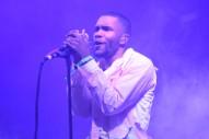 Frank Ocean Is Livestreaming… Something