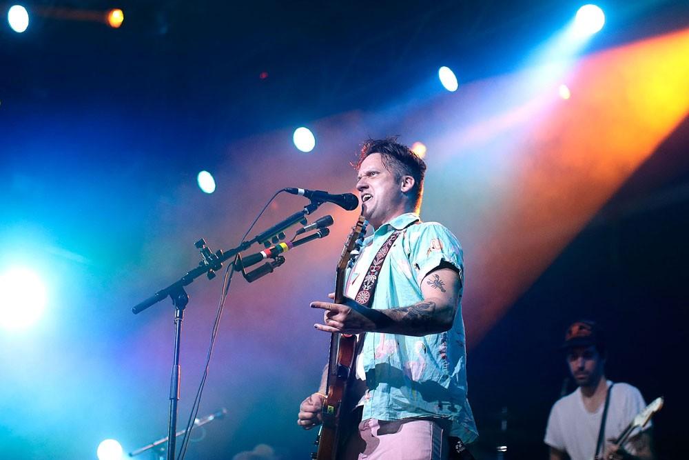 27th Annual Byron Bay Bluesfest 2016