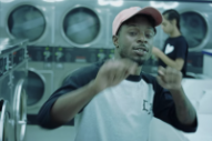 Isaiah Rashad Spends a Night at the Laundromat in 'Free Lunch' Video
