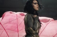 Katy Perry Falls to Earth, Struggles With Her Parachute in 'Rise' Video